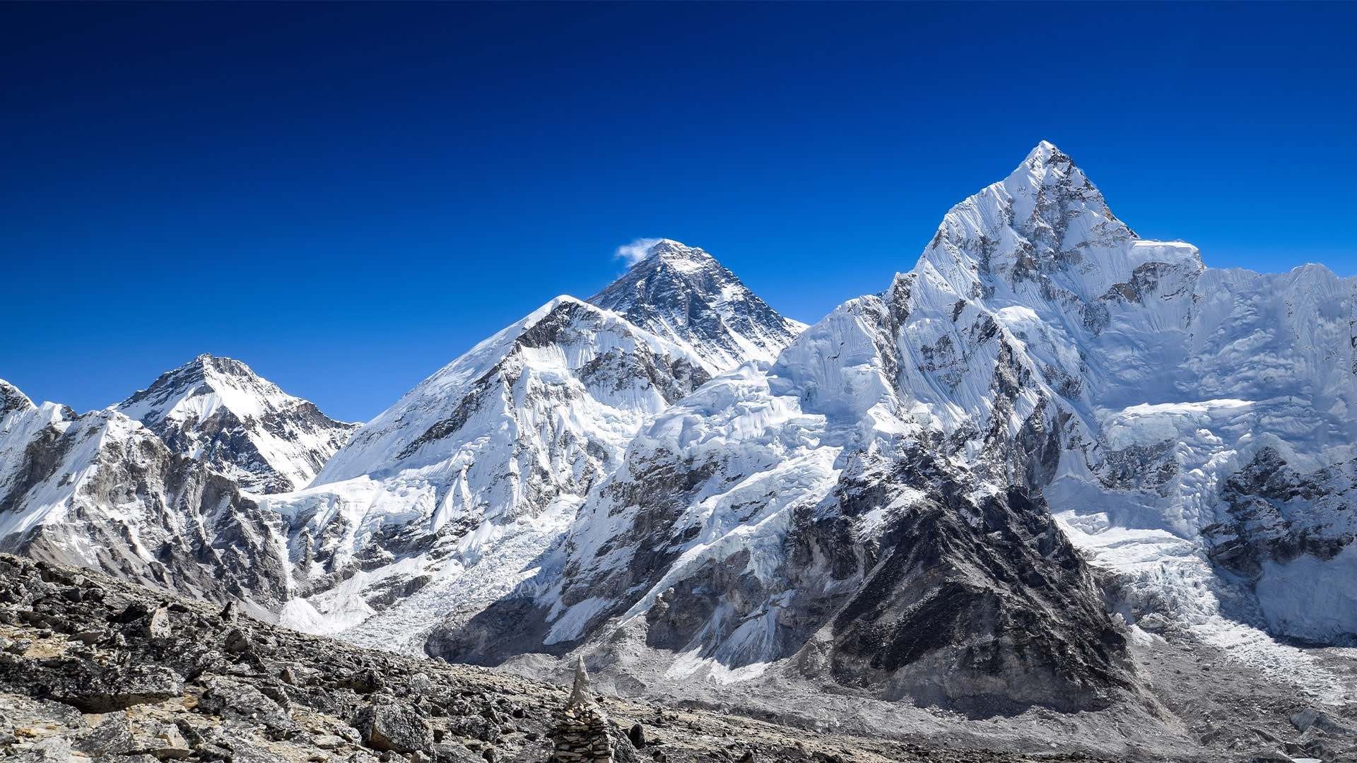Top 6 cei mai inalti munti din lume