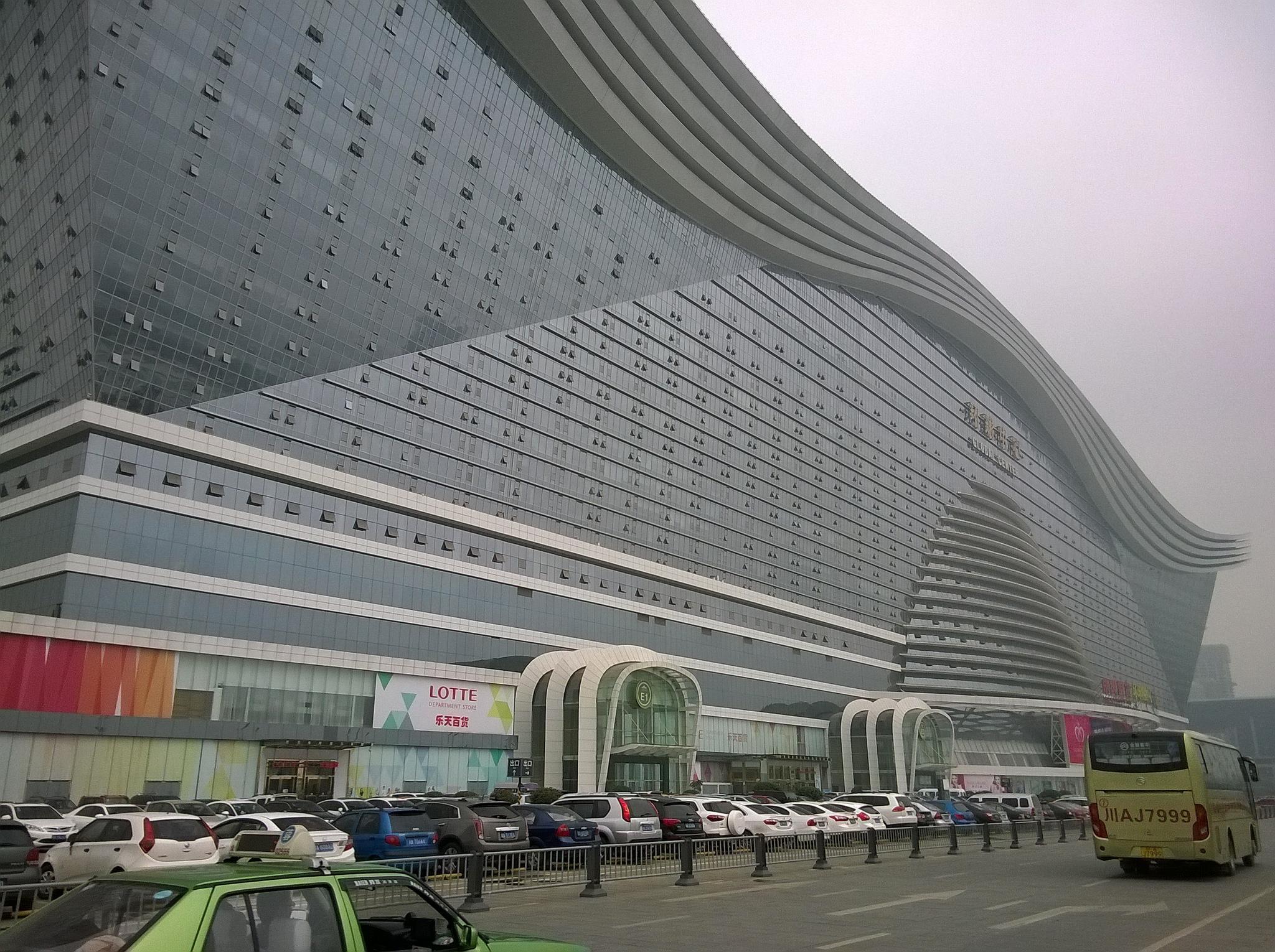 Top 6 cele mai mari constructii din lume