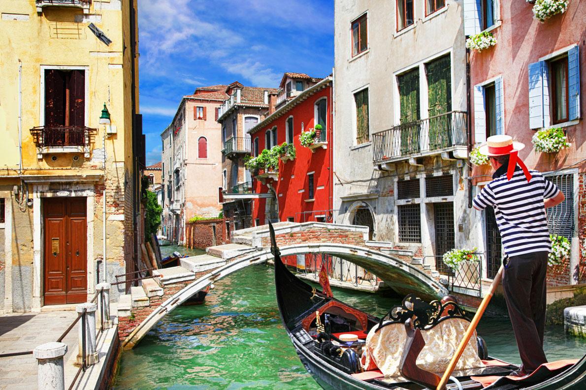 Top 10 Cele mai romantice orase din Europa