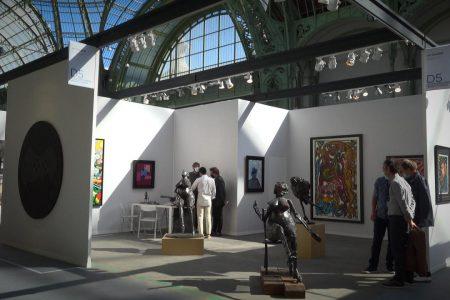 Targul de primavara Art Paris merge in cele din urma la Grand Palais des Champs-Elysees