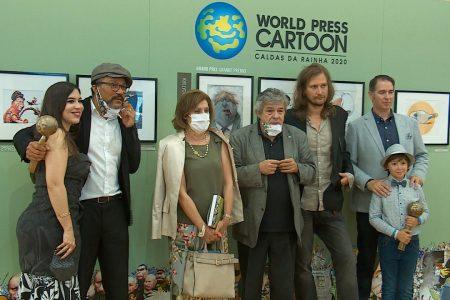 Premiile World Press Cartoon se confrunta cu cenzura – si COVID-19