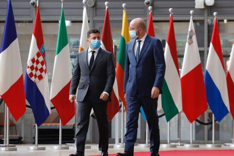 "Presedintele ucrainean cere UE planul de aderare ""clar"""