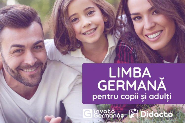 Cursuri de limba germană online